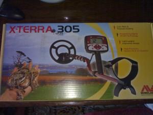 коробка Терры 305