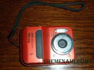 фотоаппарат для активного отдыха Kodak easyshare sport C123
