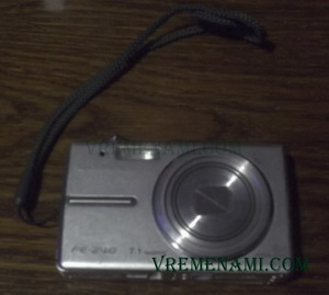 фотоаппарат искателя Olympus FE-240
