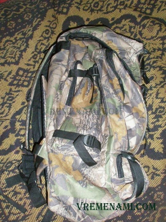 поисковый рюкзак копателя