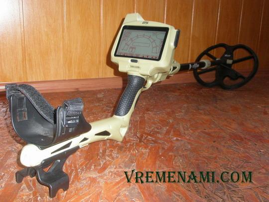металлоискатель Ground EFX МХ-300
