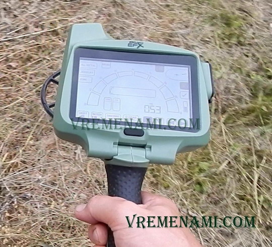 GPS на Ground MX400