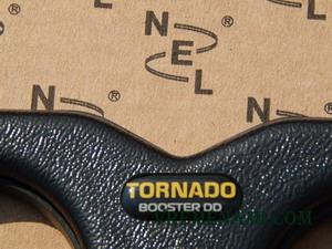 надпись Tornado на катушке