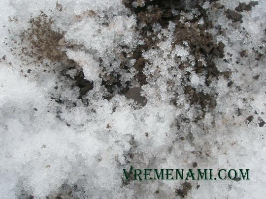 выкопанная на поле монета с помощью металлоискателя