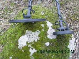 катушки металлоискателей АКА и Минелаб