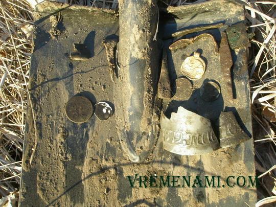 наши находки c с помощью металлоискателя