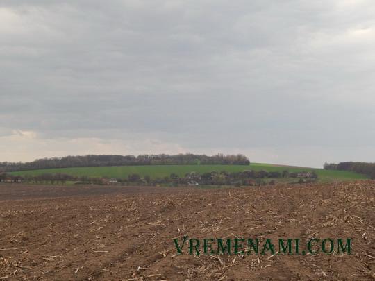 деревенька на Черкащине