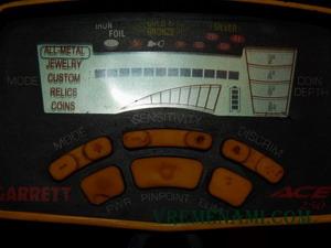 электронный блок Гаррет 250