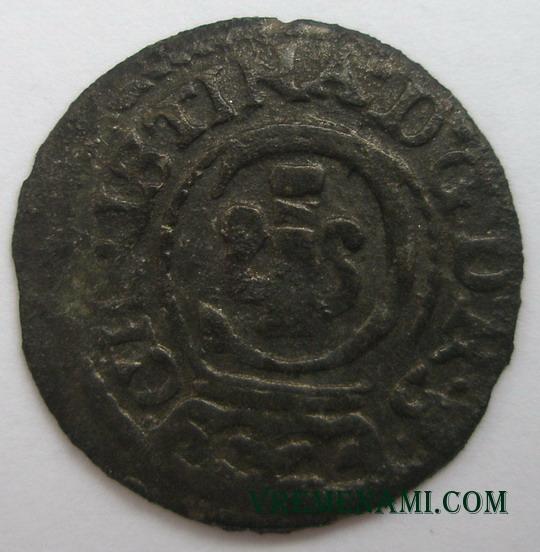 солид Кристины 1643 года