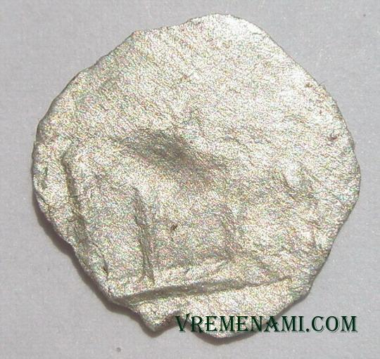 герб Колюмны на монете