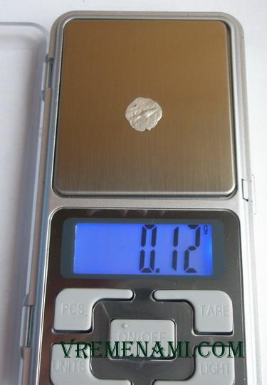 вес монеты Витовта
