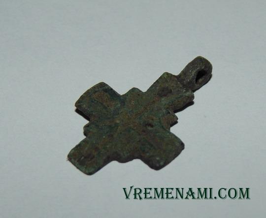 крестик киевской руси маленький