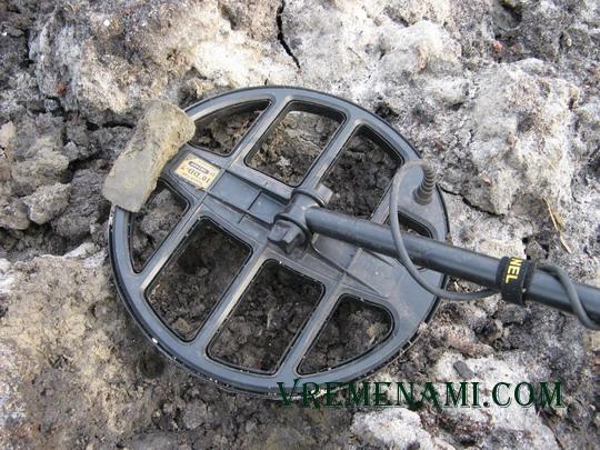 находка Беркутом 5 бронзового клина