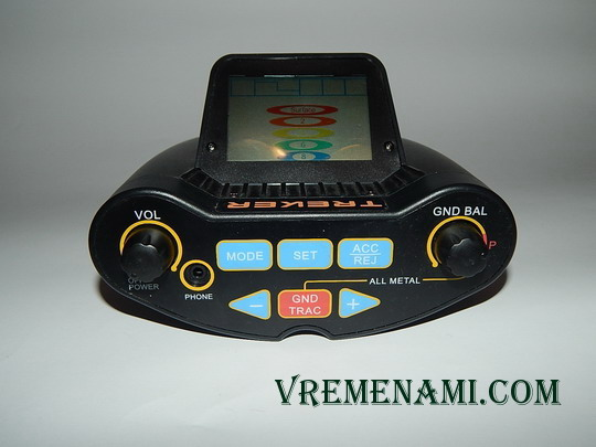 пользовательский интерфейс Treker GC-1026