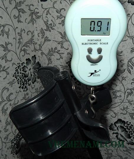 вес металлоискателя