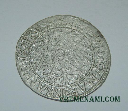 прусский грош Альбрехта
