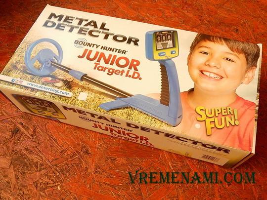 картонная коробка Junior