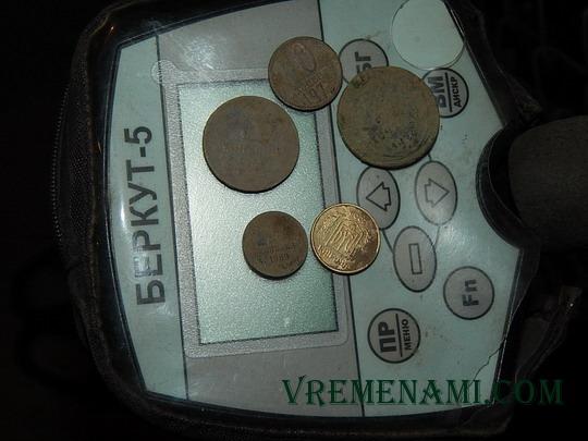 монеты Беркута 5
