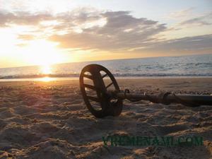 морской поиск 2017 металлоискателем