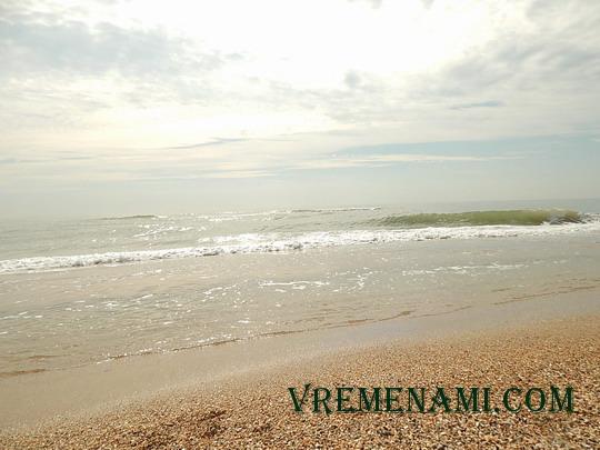 море с утра